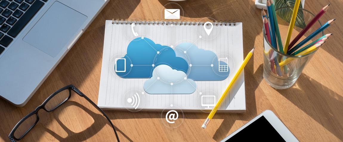 中小企業のネットワークの参考画像